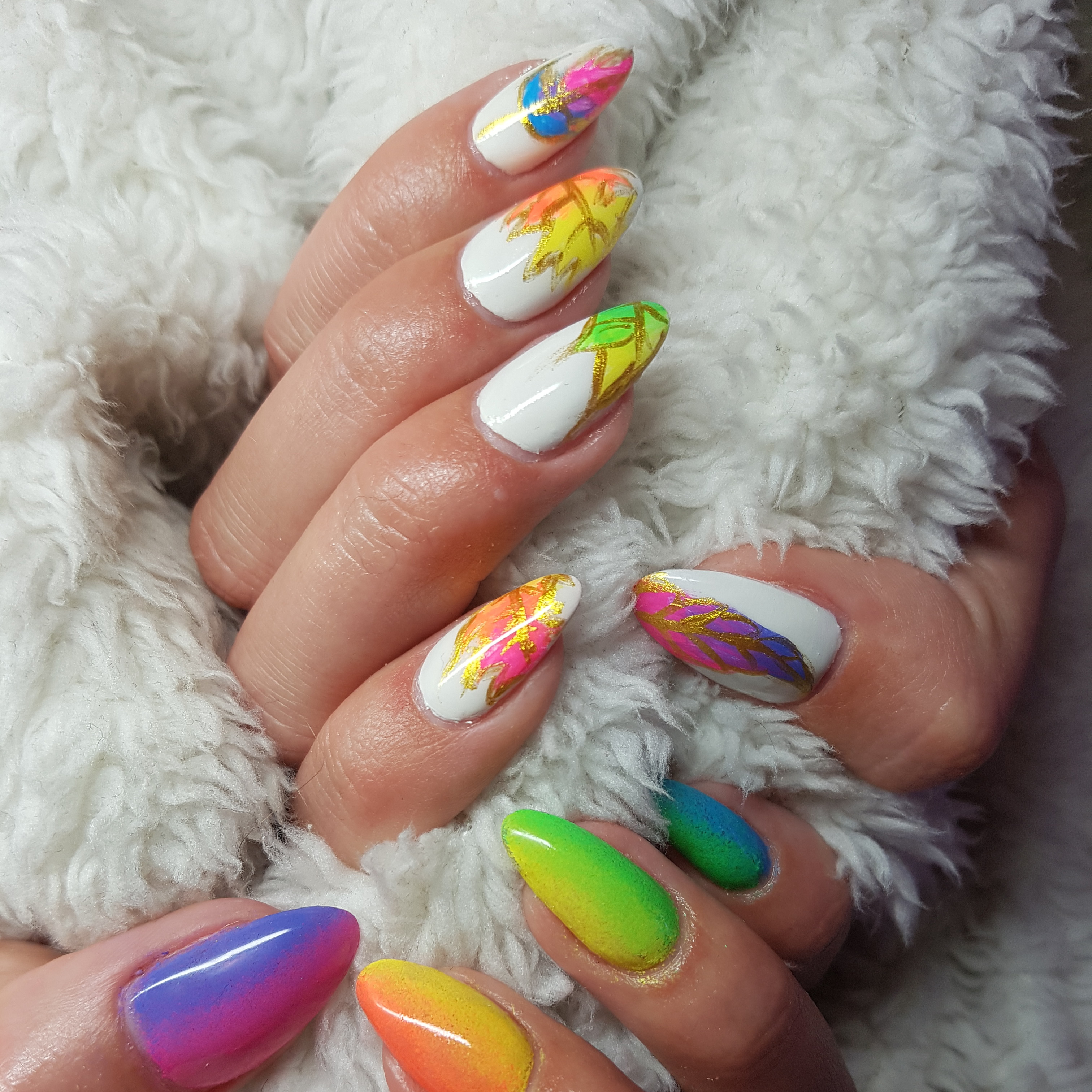 Nagelstyliste Madelief | Home
